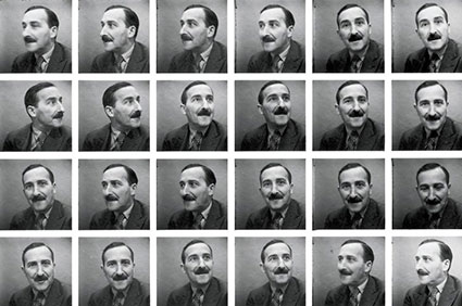 Una divertente sequenza fotografica di Zweig