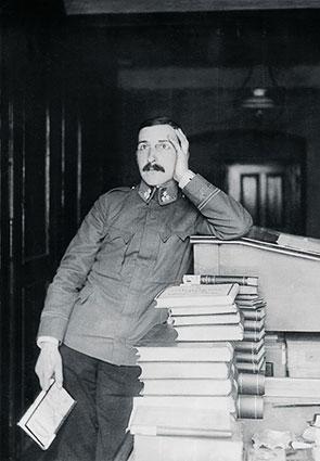 Stefan in divisa 1914