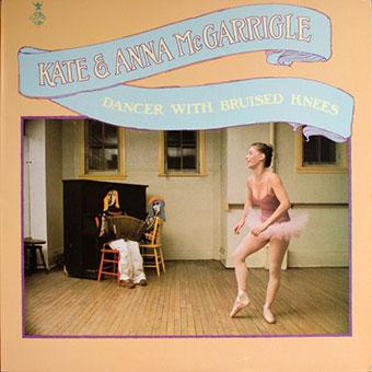 La copertina di Dancer With Bruised Knees