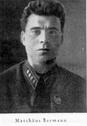 Matvei Berman, il responsabile dei Gulag