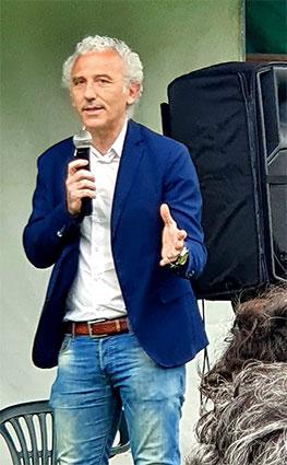 Damiano Coletta, l'attuale Sindaco di Latina