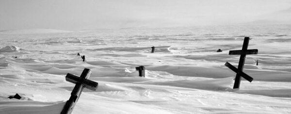 croci nella neve