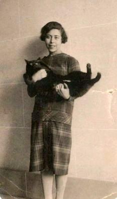 Irène Némirovsky e il gatto