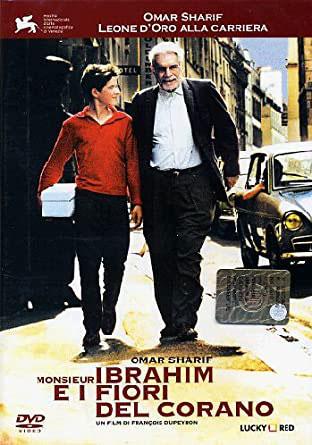 """La locandia del film """"Monsieur Ibrahim e i fiori del corano"""" con Omar Sharif"""