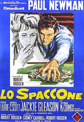 "locandina film ""Lo Spaccone"""