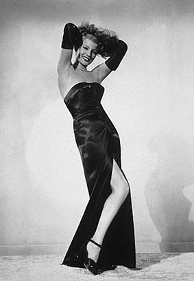 Gilda, Rita Hayworth
