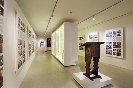 Interno del Museo Ebraico di Praga