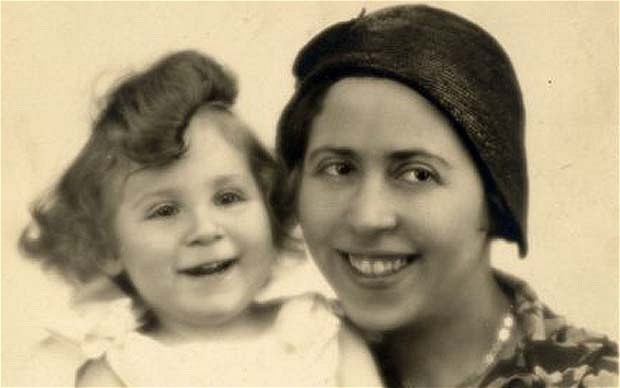 Irene Nemirovsky con sua figlia Denise Epstein